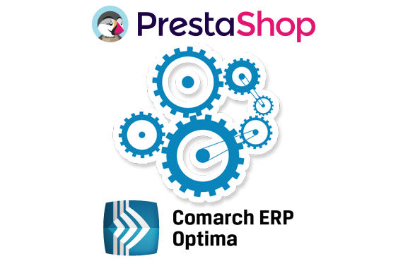 PrestaShop - Comarch ERP Optima