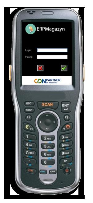 ERPMagazyn - Mobilny magazynier zintegrowany z ERP Optima